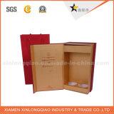 Коробка стекла вина высокого качества упаковывая