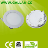2016 Nouveaux produits Ultra Thin 9W LED Panel Light Lamp