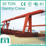 Electric Hoistの単一のGirder Gantry Crane