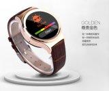 Relógio esperto Android do telefone com o anti podómetro perdido