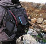 充電器の携帯電話のカメラGPSのタブレットのための外部バックアップパワー・パックの太陽充電器、携帯用太陽エネルギーバンクおよび他の5V USB装置