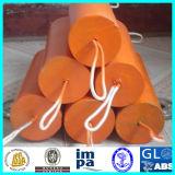 Rifornimento riempito di gomma piuma del cuscino ammortizzatore del poliuretano di EVA