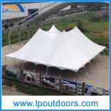 Tent van Pool van de Markttent van het Huwelijk van het Frame van het Staal van Lp in openlucht de Hoge Piek