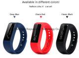 I5 más el reloj elegante de la pulsera de Bluetooth 4.0 (IP67 impermeabilizan)