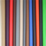 Couro sintético automotriz do PVC da qualidade superior para a tampa de assento do carro