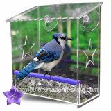 Câble d'alimentation acrylique de Chaud-Vente d'oiseau de cage d'oiseau d'OEM