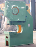 深いThroat Mechanical Eccentric Power Press (打つ機械) Jc21s-80ton
