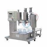 Due Heads Automatic Liquid Filling Machine per Coating/Painting/Oils