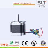 Mini motor eléctrico de pasos híbrido para la máquina de materia textil