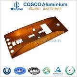 Extrusion en aluminium de modèle neuf pour le panneau d'instrument et de matériel