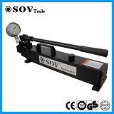 700bar de lichtgewicht Hydraulische Pomp van de Hand met de Klep van de Veiligheid (SV11B)