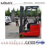 Produit chaud 1000kgs chargeant le chariot élévateur électrique avec la hauteur de levage de 3000 millimètres