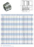 Piston en acier pour le cylindre hydraulique de la bonne qualité