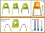 Silla de plástico PP, silla para niños, sillas de Estudiantes
