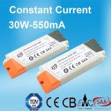 bloc d'alimentation continuel du courant DEL de 550mA 33-54V avec du ce SAA