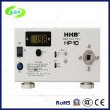 Série do medidor do torque de Digitas da elevada precisão com a tela de indicador do diodo emissor de luz (HP-10)
