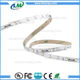 Luz de tira constante do diodo emissor de luz da corrente SMD3528 com CE do UL para a decoração interna