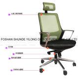 Chaises pivotantes blanches ergonomiques exécutives de bureau/présidences modernes de bureau