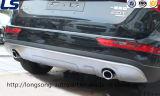 Plat avant et arrière de plat de garde de dérapage pour Audi Q5 2009-2013