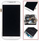 Conjunto de tela do indicador do OEM I9500 LCD para o frame de Samsung S4