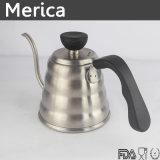 caldaia del caffè dell'acciaio inossidabile 700ml