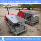 Jqt9*60 de Lichtgewicht Concrete Machine die van het Comité van de Muur van Acotec van de Verdeling De Materialen van de Vliegas gebruiken
