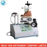 Machine de test de résistance au pelage de chaussures/appareil de contrôle unique d'adhérence/écaillement (GW-034)