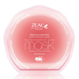 Zeal Fresh & Moisturizing Skin Care Máscara facial 25ml