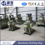 Hf-44A Core Drilling Rig para venda, Rock Drill Machine