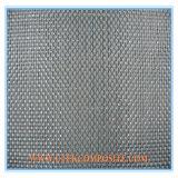 Mecánica vagueación tejida alta fibra de vidrio 600GSM para FRP