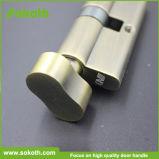 ドアロックの固体はすべての真鍮開いたシリンダーロックを選抜する