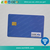Cartão esperto Printable do contato do PVC RFID do ISO 7816 Sle5542 /Sle4442