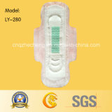 245mm Cotton Anion Sanitary Pad für Women (Model pH-245)