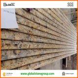 Qualitätsgoldene KristallgranitCountertops mit Bullnose