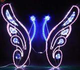 3D 24V는 조각 사슴 빛 정원 빛을 LED