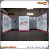cabine de alumínio 20ft modular da feira profissional de 10ft