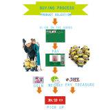 Os brinquedos adultos novos do sexo usaram a máquina de Vending em Guangzhou