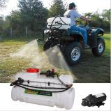 정원을%s 트랙터 Sprayer Seaflo 100L 12V 60 Psi Tank Sprayer
