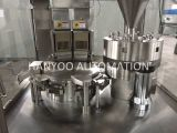 Commande automatique dure de machine de remplissage de gélule de pharmaceutiques