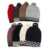 Cappello lavorato a maglia più nuovo disegno di modo di qualità di Hight
