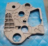 Отливка песка OEM, отливка утюга, отливка крышки случая для тележки