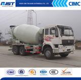 carro del mezclador concreto de 9m3 HOWO