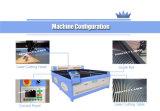 Máquina de corte a laser de couro de tecidos com sistema de alimentador automático