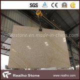 De grote Plak van het Graniet van de Grootte Chinese Roestige Gele G682 voor Countertops van de Keuken