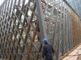 Fábrica de acero de encargo del edificio de la estructura de la construcción