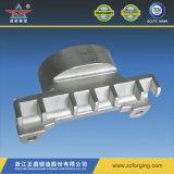 Алюминиевая вковка путем подвергать механической обработке