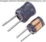 Inductor Wirewound de la potencia de la base del tambor/tipo radial inductor con RoHS