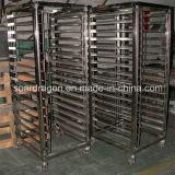 2つのトロリーが付いている容量120kgのステンレス鋼の速いフリーザーBf2