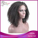 Virgin Hair Short Full Lace Wigs per le donne di colore