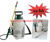 (KB-8B) spruzzatore di pressione 8L, valvola di sicurezza, ugello registrabile, spruzzatore della pompa a mano di Kobold